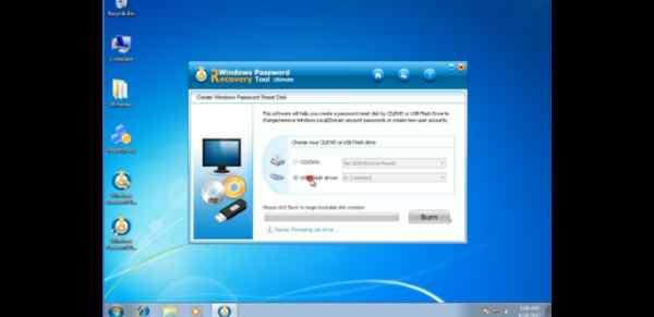 Programas para quitar contraseñas de windows