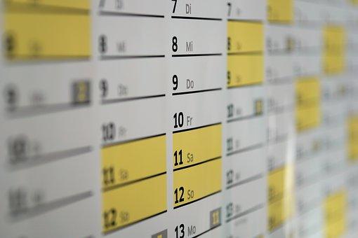 Programas para hacer calendarios