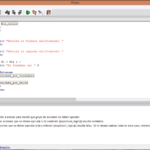 Programas para hacer algoritmos