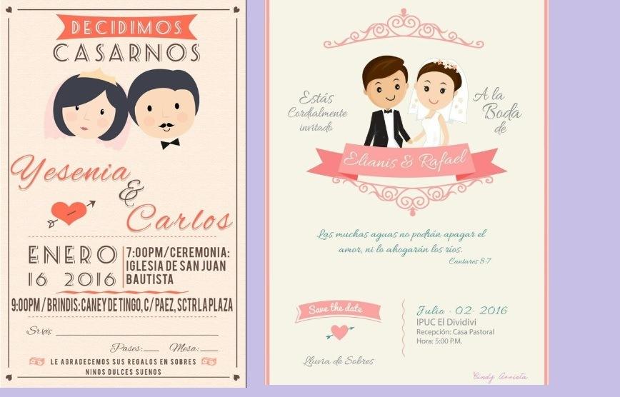 programas para hacer invitaciones de boda
