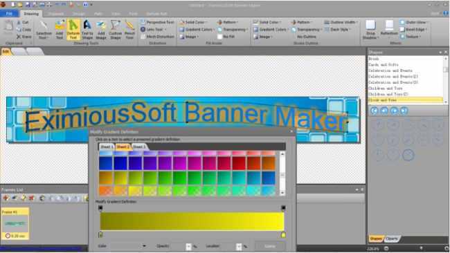 Descargar EximiousSoft Banner Maker
