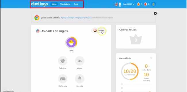 Descargar Duolingo