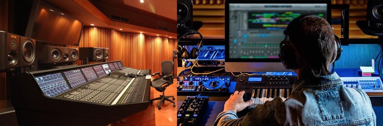 estudios de música profesionales