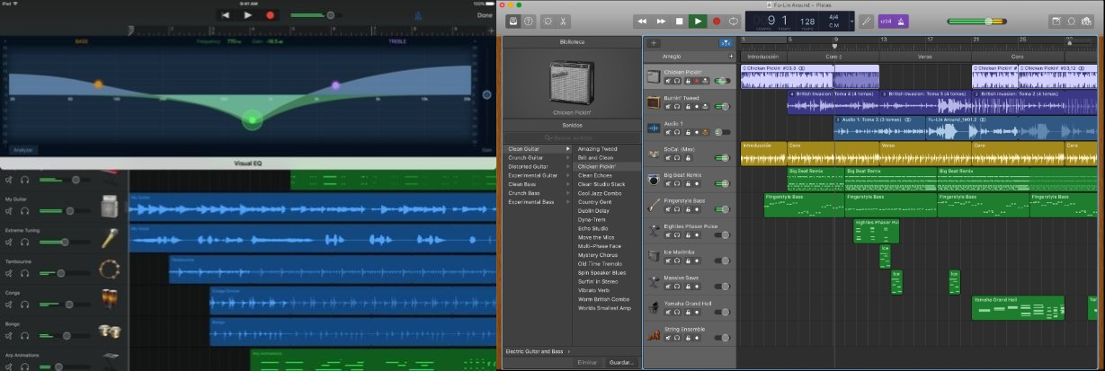 garageband programas para hacer música en mac