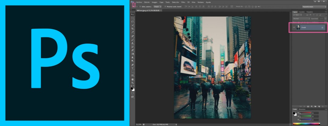 programas para editar fotos adobe photoshop