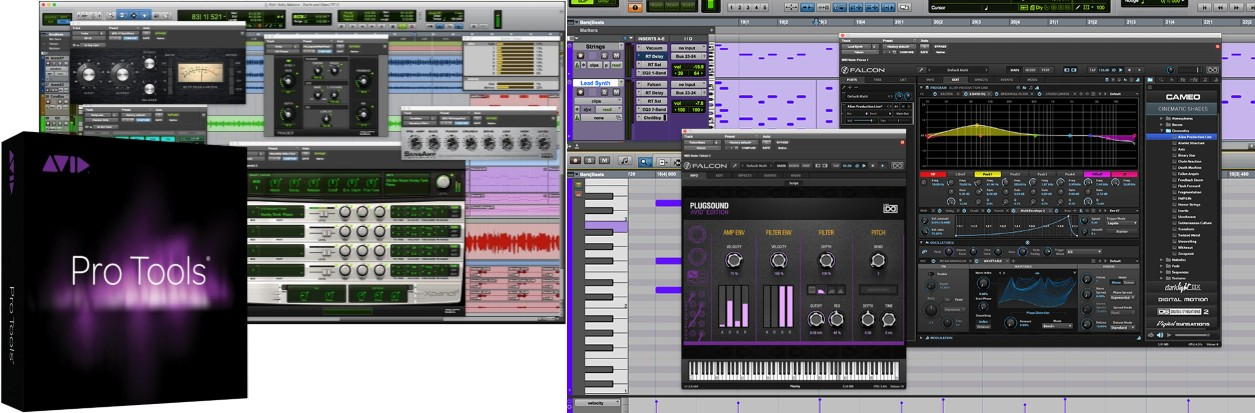 programas para hacer música pro tools