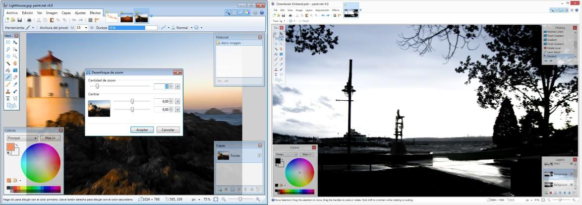 programas para recortar fotos paint.net