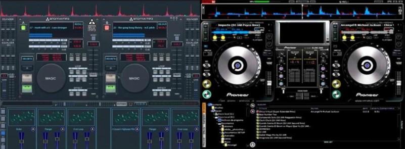 programas para mezclar música automixmp3