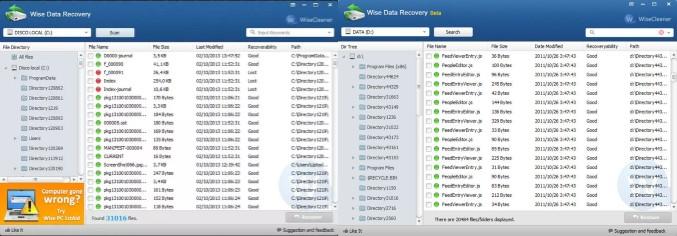 programas para recuperar fotos wise data recovery