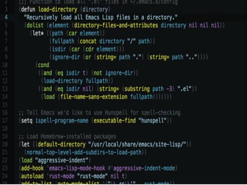 Software para programar