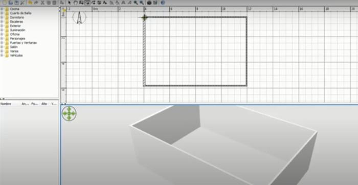 programas para diseño de interiores 3d