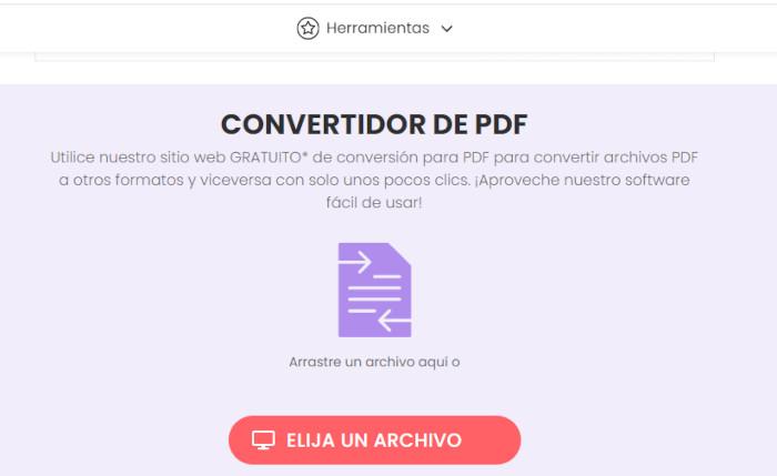 Programas online para editar pdf