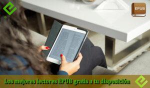 Los mejores lectores de EPUB gratis
